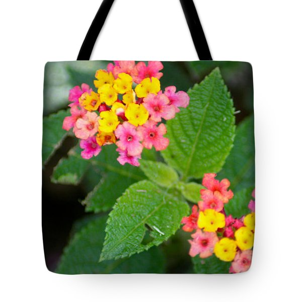 Flower Bloom Tote Bag