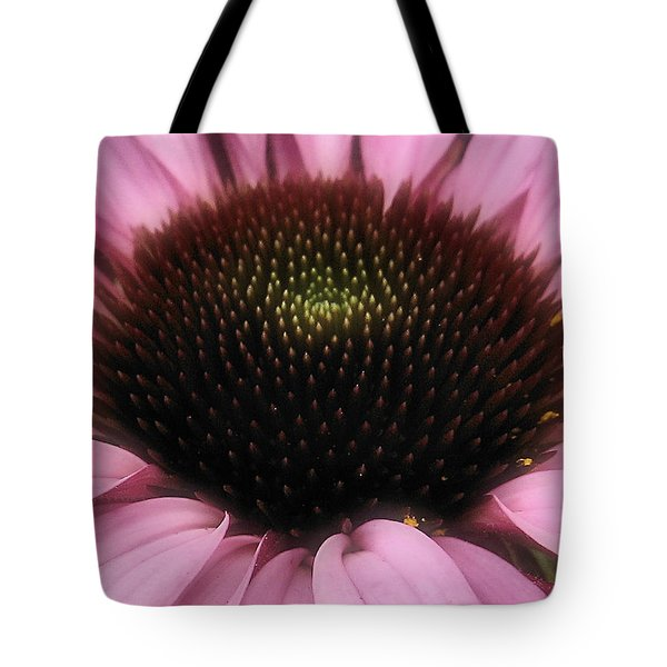 Flower Closeup Tote Bag by Mikki Cucuzzo