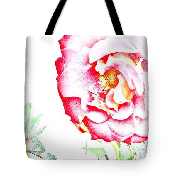 Flower Effect #2 Tote Bag