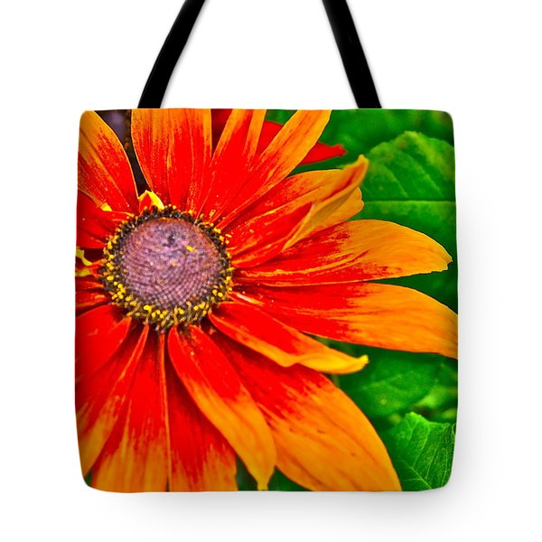 Flower Effects #1 Tote Bag