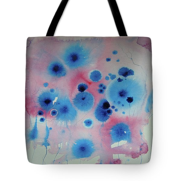 Flower Energies  Tote Bag