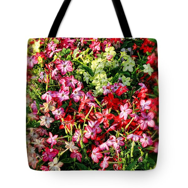 Flower Garden 1 Tote Bag