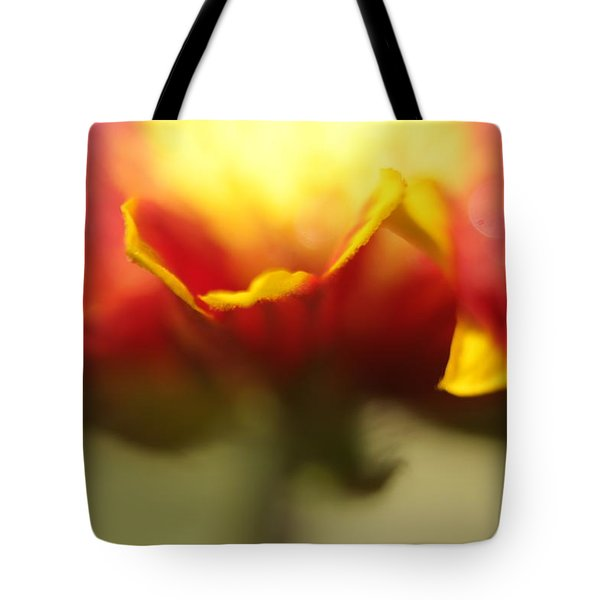 Flower Impressions II Tote Bag