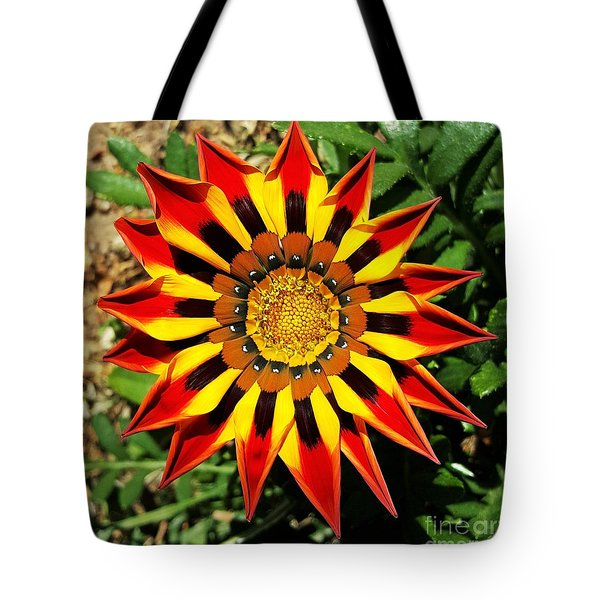 Flower -  Made In Nature Tote Bag by Jasna Gopic