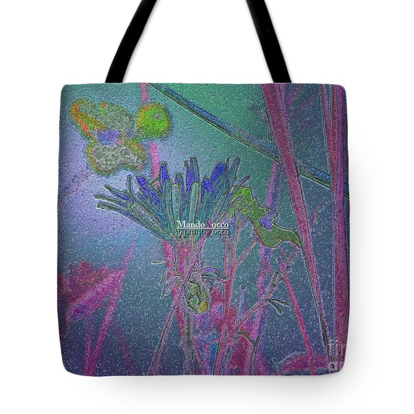 Flower Meadow Tote Bag
