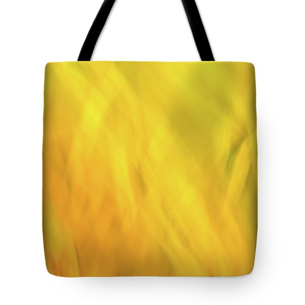 Flower Of Fire 2 Tote Bag