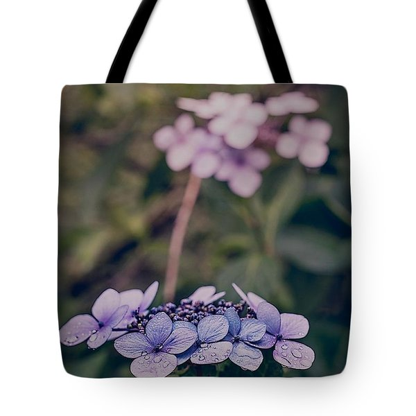 Flower Of The Month Tote Bag