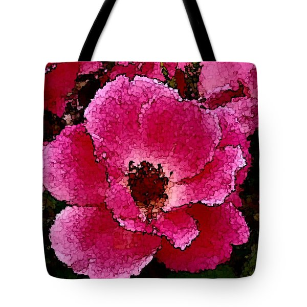 Flower Painting Collection 19 Tote Bag