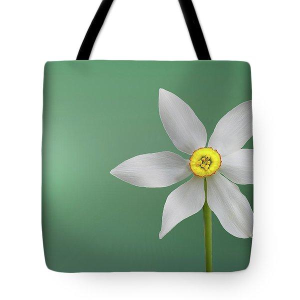 Flower Paradise Tote Bag