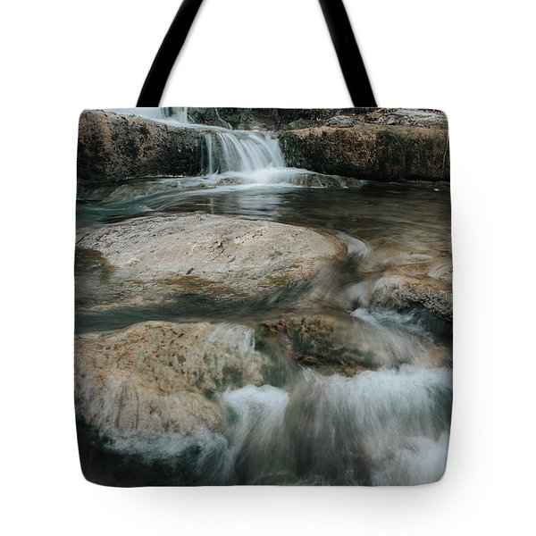 Tote Bag featuring the photograph Flower Park by Iris Greenwell