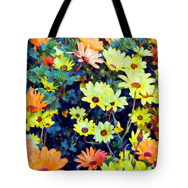 Tote Bag featuring the photograph Flower Power by Glenn McCarthy Art and Photography