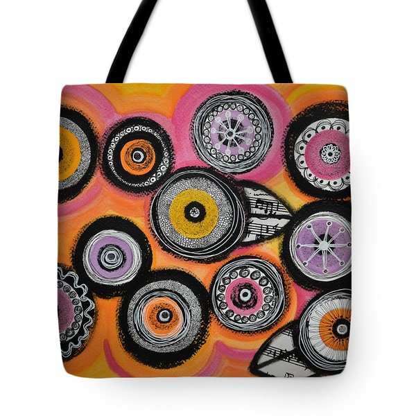 Flower Series 10 Tote Bag
