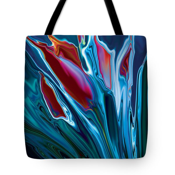 Flower Unknown 2 Tote Bag