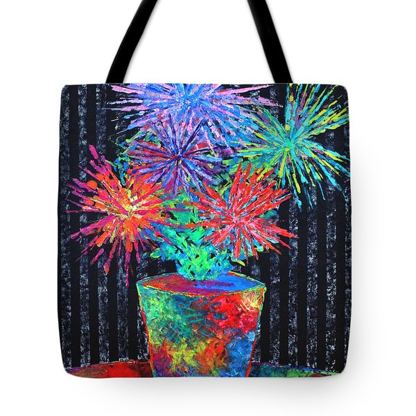 Flower-works Plant Tote Bag