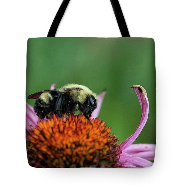 Flowerbee Tote Bag