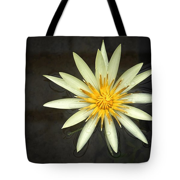 Flowerburst Tote Bag by Joe Bonita