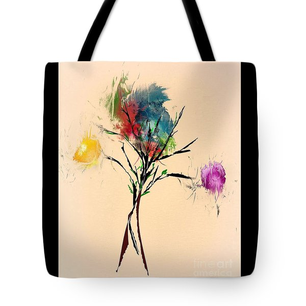 Flowerchild Tote Bag