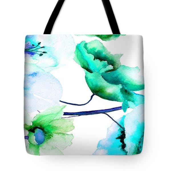 Flowers 05 Tote Bag