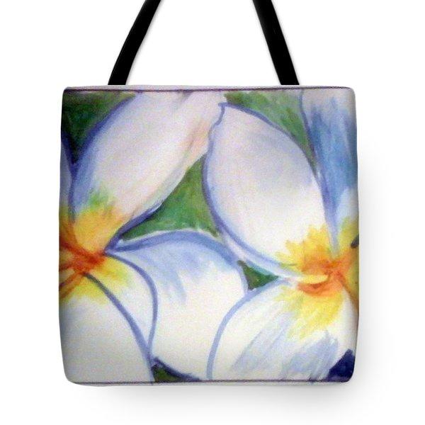 Flowers 3452 Tote Bag