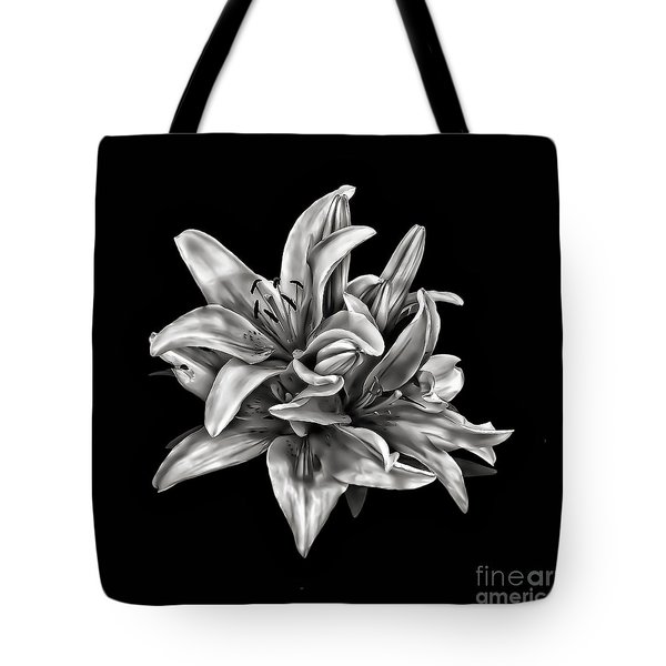 Flowers 8449 Tote Bag