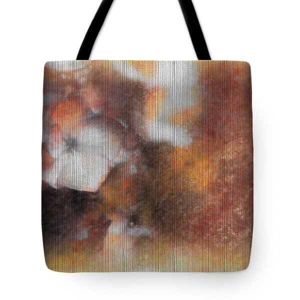 Flowers Abstract 1 Tote Bag