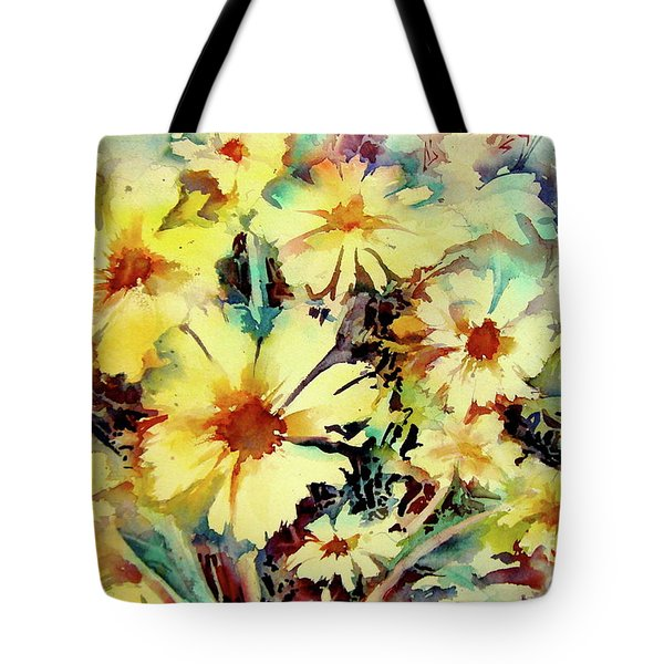 Flowers Are The Sweetest Things Tote Bag