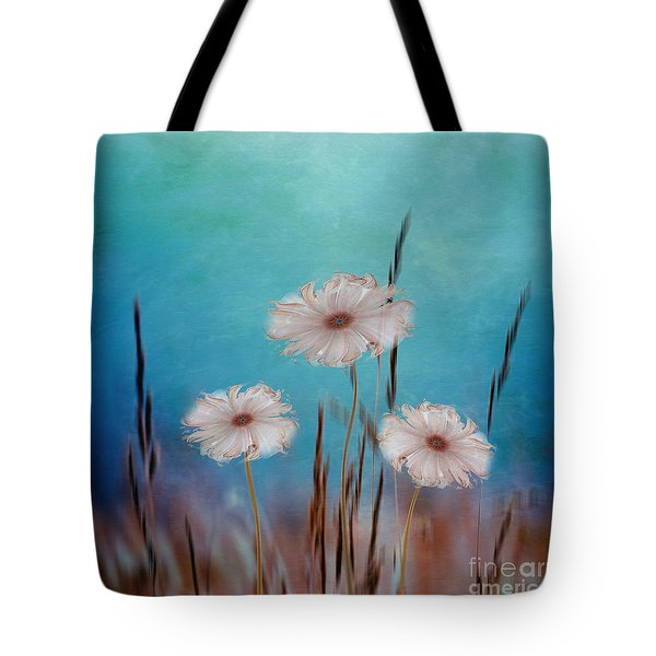 Flowers For Eternity 2 Tote Bag