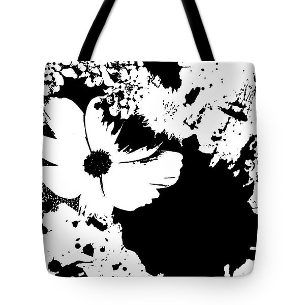 Flowers For Me Tote Bag