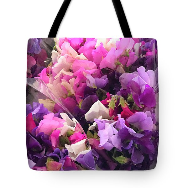 Flowers For Sale4 Tote Bag