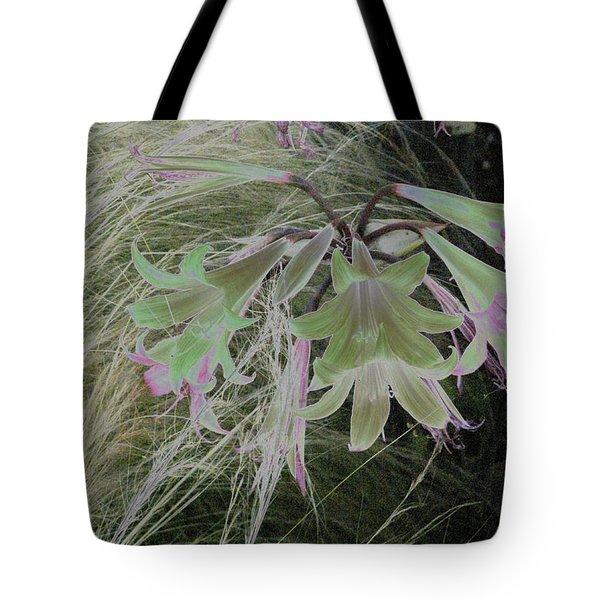 Flowers In Berkeley Tote Bag
