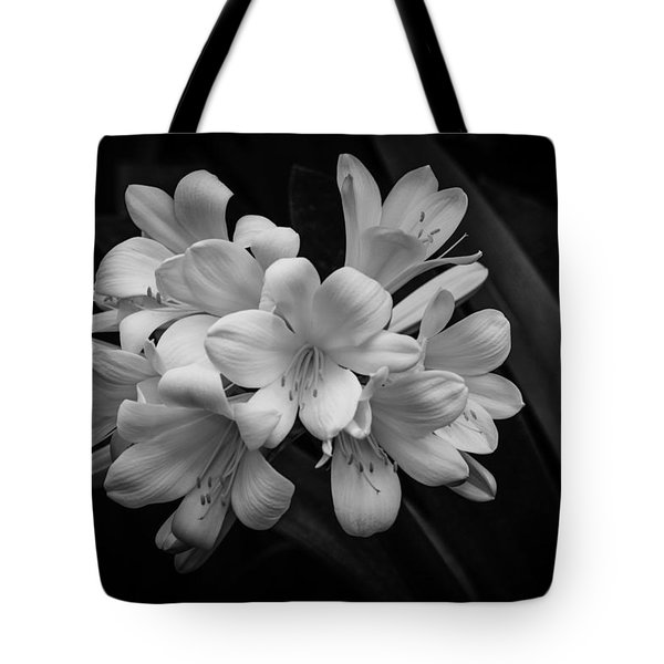 Flowers In Light Tote Bag