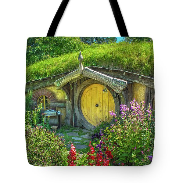 Flowers In The Shire Tote Bag