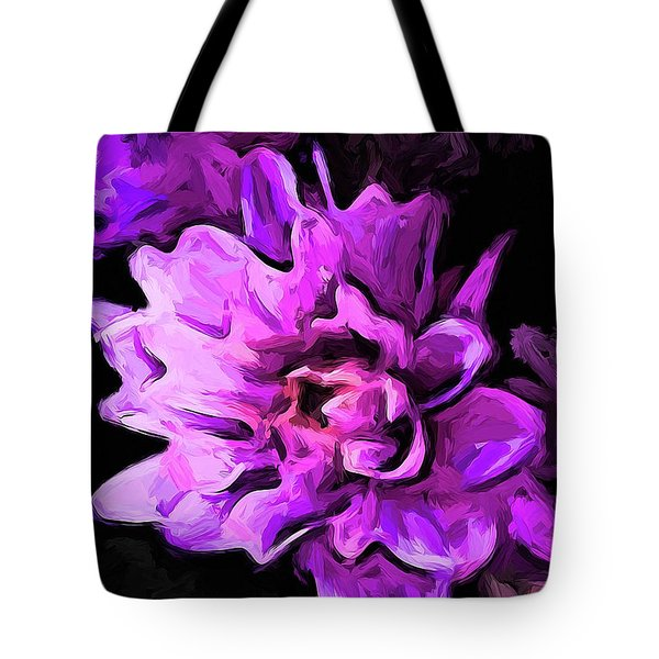 Flowers Of Lavender And Pink 1 Tote Bag