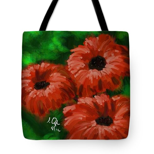 Flowers1 Tote Bag