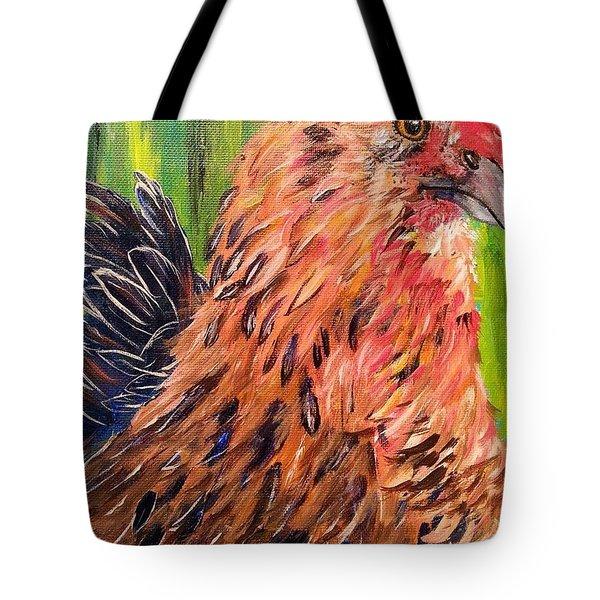 Flowie Tote Bag