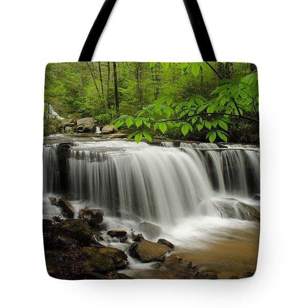 Flowing Easy Tote Bag
