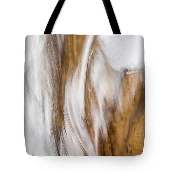 Flowing Free Tote Bag