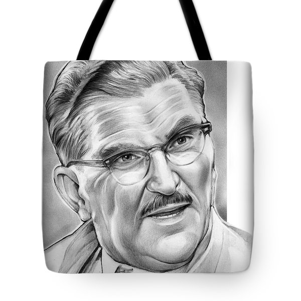 Floyd The Barber Tote Bag