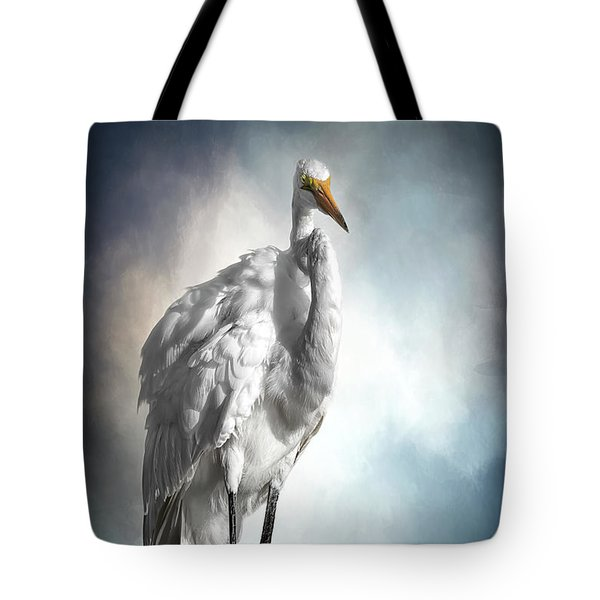 Fluffed And Plumped Tote Bag