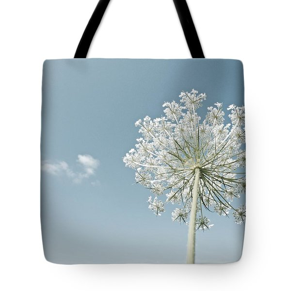 Fluffy Cloud Tote Bag