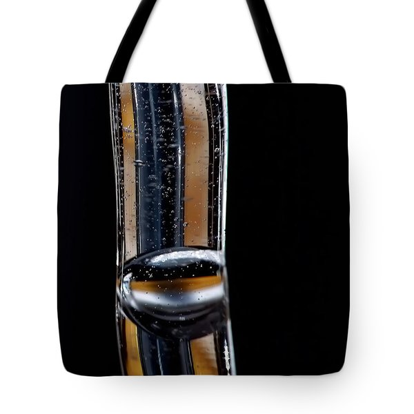 Fluidity Iv Tote Bag by Lauren Radke