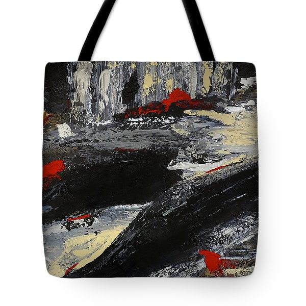 Flume 2 Tote Bag by Dick Bourgault