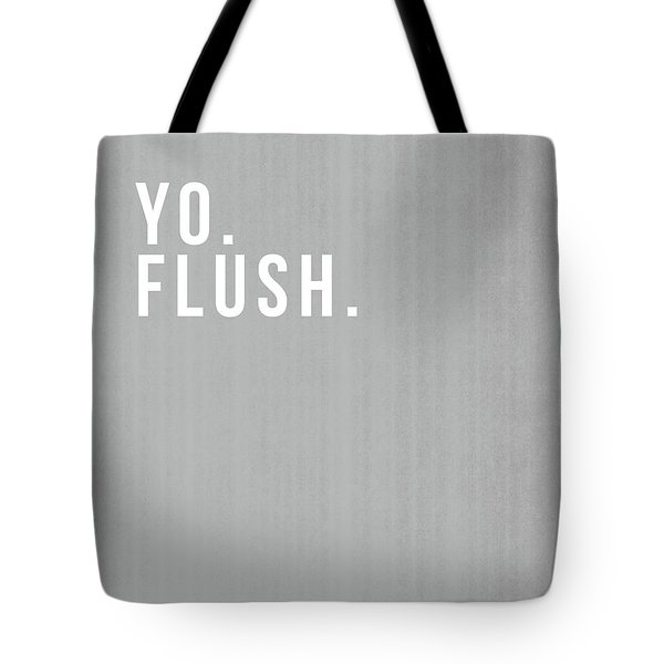 Flush- Art By Linda Woods Tote Bag