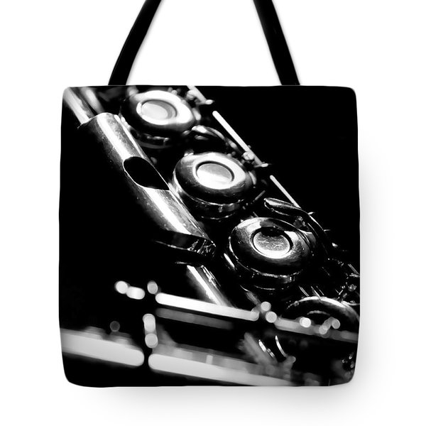 Flute Series IIi Tote Bag by Lauren Radke