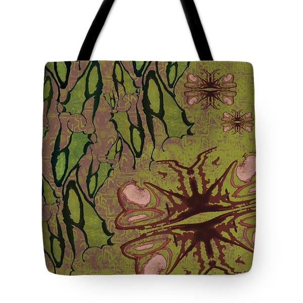Flutter By Pods Tote Bag