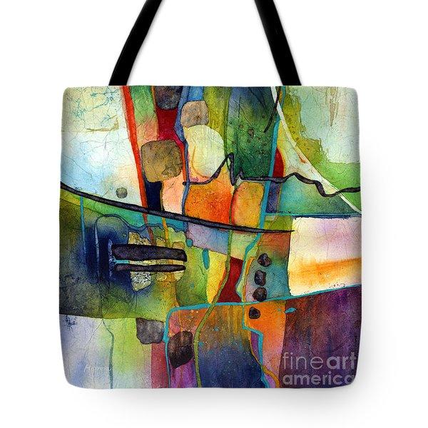 Fluvial  Mosaic Tote Bag