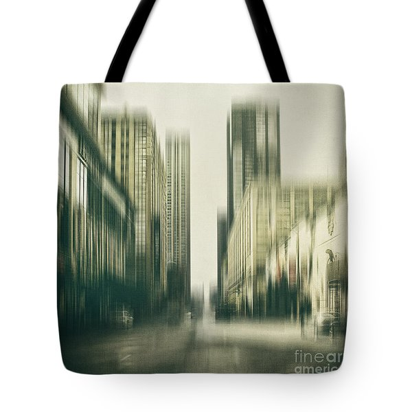 Flux Tote Bag by Andrew Paranavitana