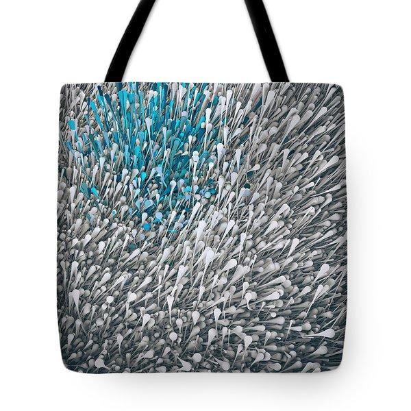 Flux Number 1 Tote Bag