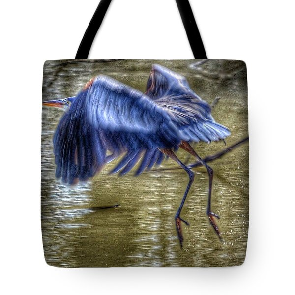Tote Bag featuring the photograph Fly Away by Sumoflam Photography