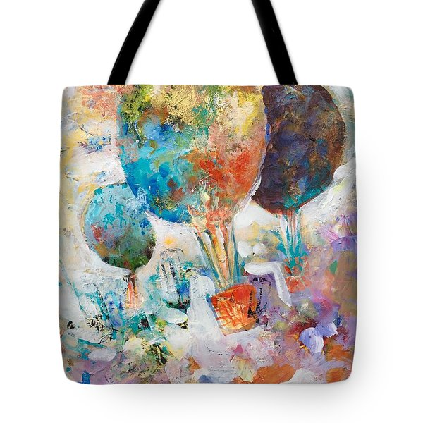 Fly Away To Creativity Tote Bag